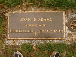 Joan B Adams