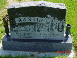 Richard W Rankin, Sr