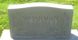 Fred C Wehrman