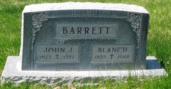 Blanche Bridget <I>Smith</I> Barrett
