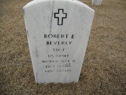 Robert Edward Beverly