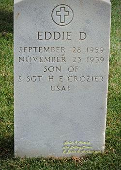 Eddie D Crozier