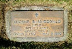 Eugene Mcdonald