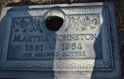 Martha Johnston