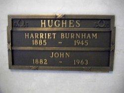 Harriet Marie <I>Burnham</I> Hughes