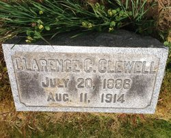 Clarence Claud Clewell