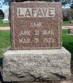 Jane <I>Payne</I> LaFave