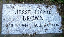 Jesse Lloyd Brown