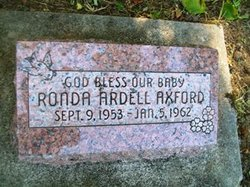 Ronda Ardell Axford