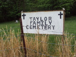Taylor Family Cemetery