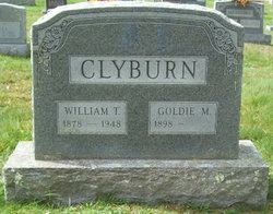 Goldie Maud <I>Stover</I> Clyburn