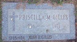 Priscilla M. <I>Novack</I> Gilles
