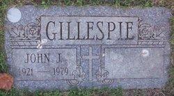 John J. Gillespie