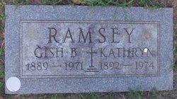 Gish B. Ramsey