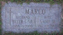 Peter L. Marco, Sr