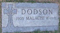 Malachi W. Dodson
