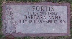 Barbara Anne Fortis