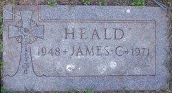 James C. Heald