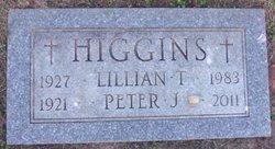 Lillian T. Higgins