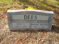 Cecil Taft Dees