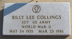 Bill Lee Collings