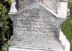 Thomas B Crossett