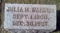 Julia <I>McAlmont</I> Warner