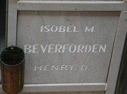 Henry Daniel Beverforden