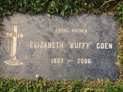 """Elizabeth """"Buffy"""" Coen"""
