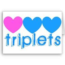 Boy#1 Triplet Shown