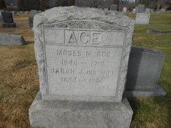 Sarah Jane Ace