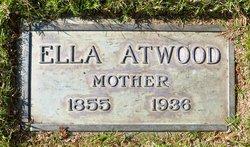 Ella <I>Settle</I> Atwood