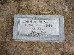 John A Russell