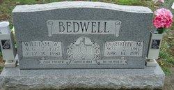 Dorothy M <I>Thompson</I> Bedwell