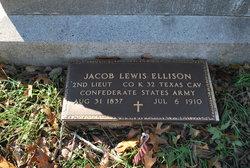 Jacob Lewis Ellison