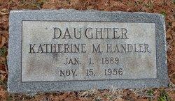 Katherine Marie Handler