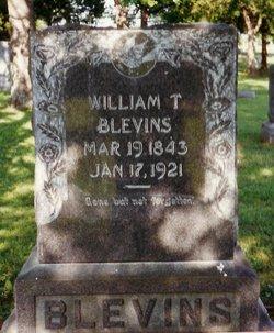William T. Blevins