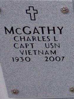 Charles L McGathy