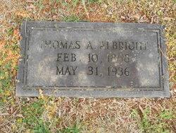 Thomas A. Albright