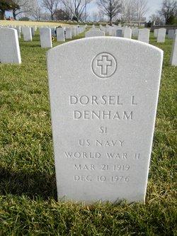 Dorsel L Denham