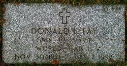 Donald L Fay