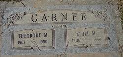 Ethel Mae <I>Tabor</I> Garner