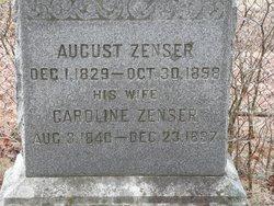 August Zenser