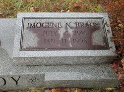 Catherine Imogene <I>Nave</I> Brady