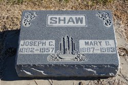Mary Belle Shaw