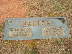 Mattie Sue <I>Ingram</I> Dalton