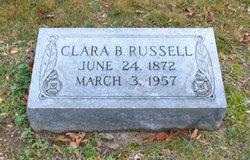 Clara <I>Blackwell</I> Russell