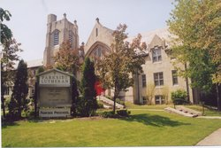 Parkside Ev. Lutheran Church Memorial Chapel
