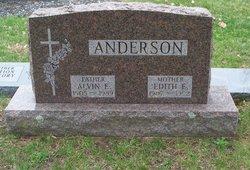 Alvin E. Anderson