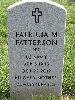 """Patricia May """"Pat"""" <I>Laddie</I> Patterson"""